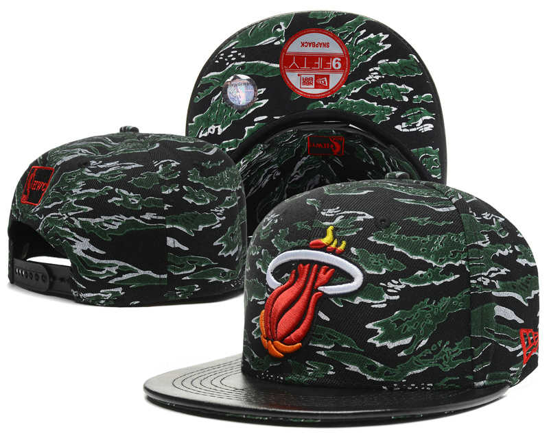 Miami Heat Snapbacks Hat SD 0512